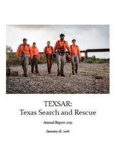 Click on the photograph to read TEXSAR's Annual Report 2015.