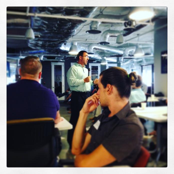 TechBreakfast at Capital Factory