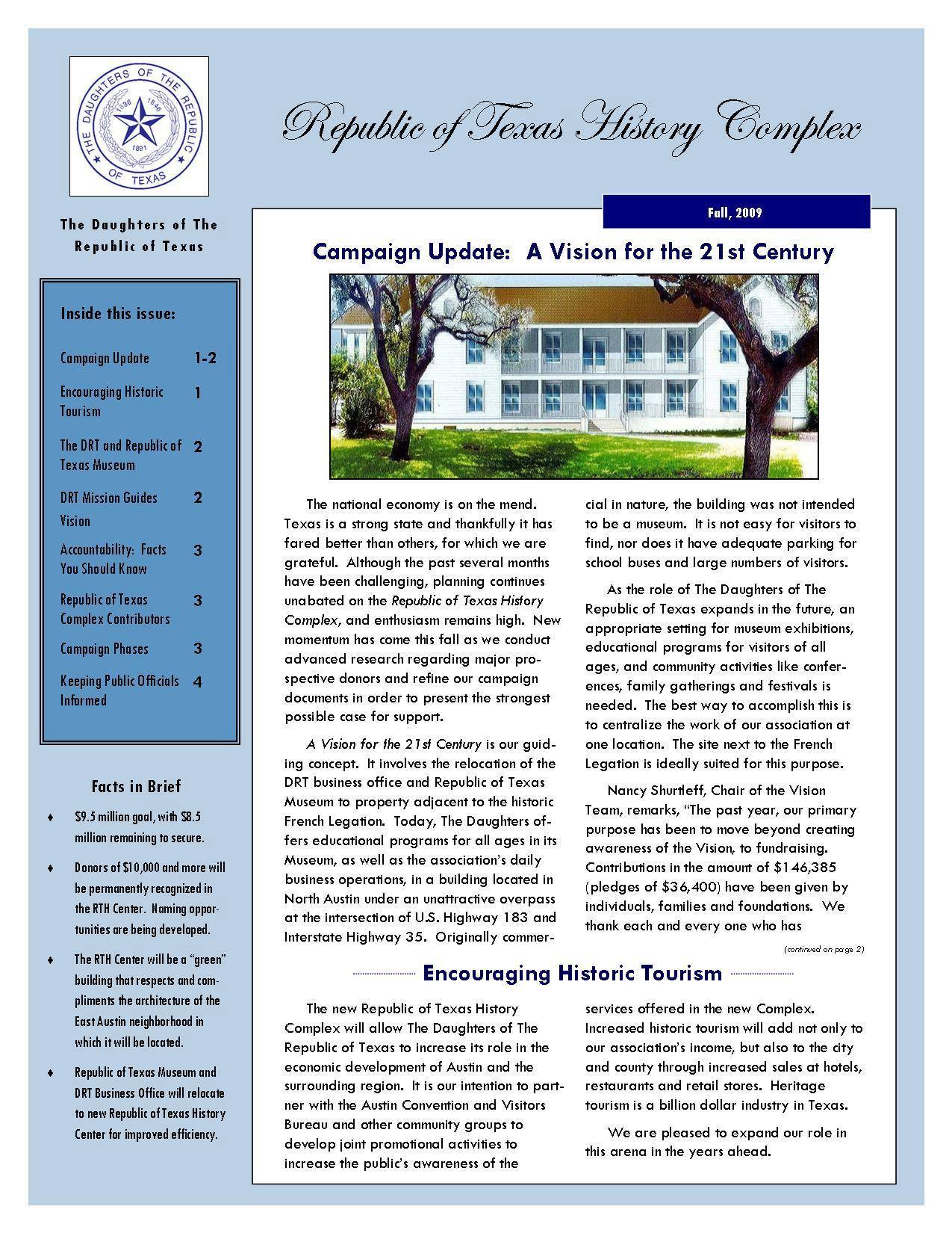 Business Newsletter Examples Viewing Gallery