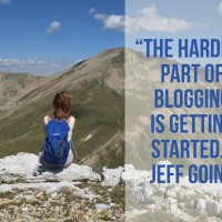 Blogging   How I Began and More