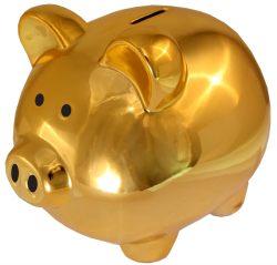 Gold Piggy