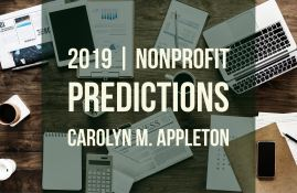 Carolyn's Predictions 2019