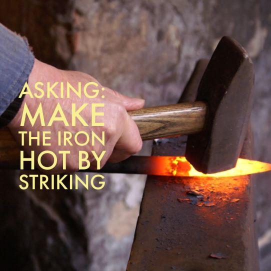 Iron Blog Post