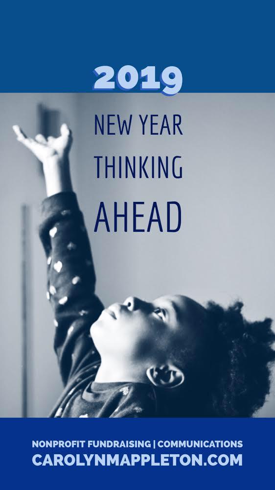 2019 | Nonprofit Predictions – Carolyn's Nonprofit Blog