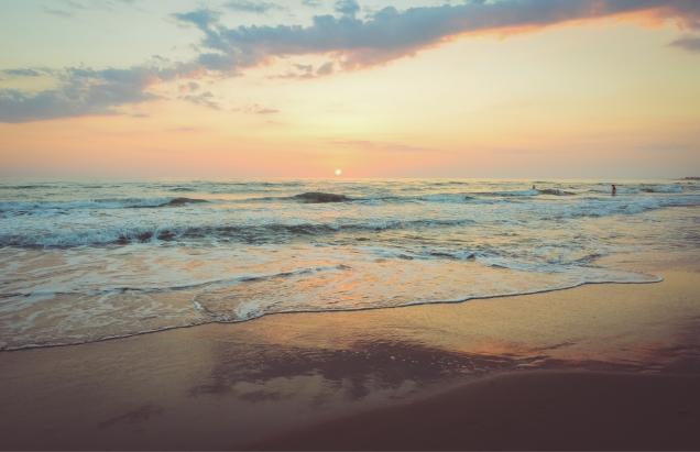 South Texas Beach